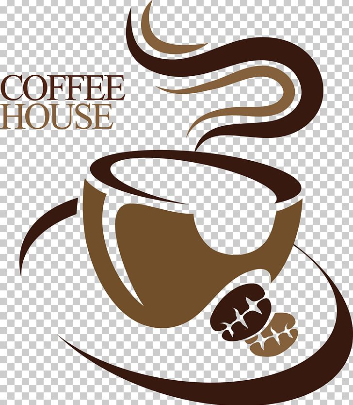 Coffee Cafe Logo PNG, Clipart, Brand, Caffeine, Clip Art, Coffee Bean, Coffee Beans Free PNG Download