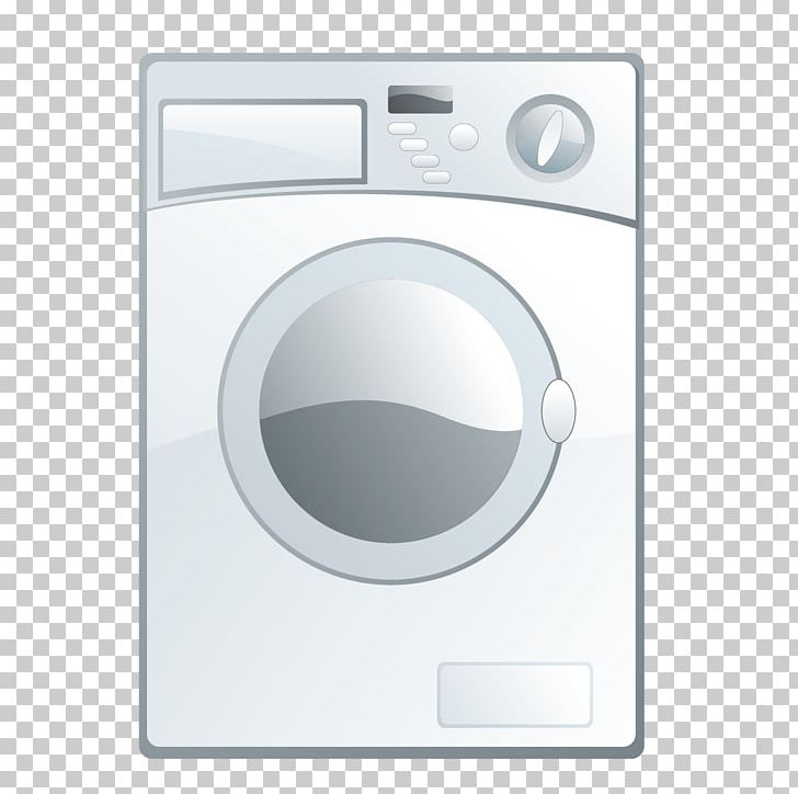 Washing Machine Clothes Dryer Laundry Electronics PNG, Clipart, Automatic, Automatic Vector, Clothes Dryer, Electronics, Home Appliance Free PNG Download