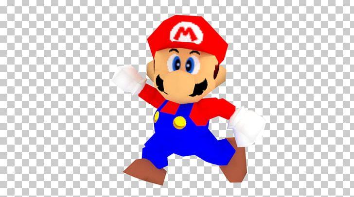 Super Mario 64 Mario Bros  Nintendo 64 Game PNG, Clipart
