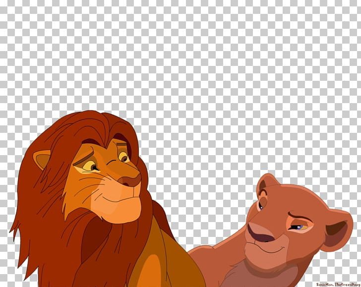The Lion King Simba Nala Sarabi Mufasa Png Clipart Art
