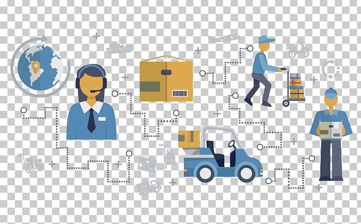 Third-party Logistics Supply Chain Management PNG, Clipart