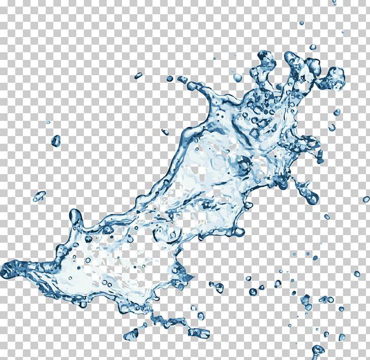 Water Splash PNG, Clipart, Adobe Illustrator, Area, Blue, Color Splash, Download Free PNG Download