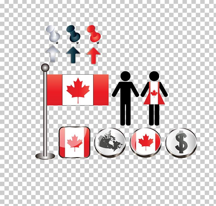 Flag Of Canada Maple Leaf Arms Of Canada National Emblem PNG, Clipart, Arms Of Canada, Brand, Canada, Communication, Flag Free PNG Download