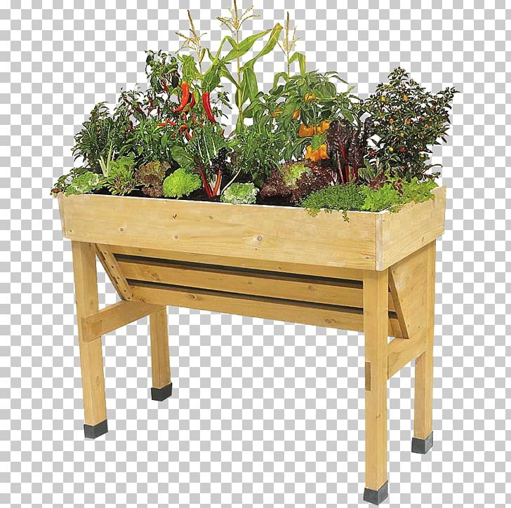 Raised Bed Gardening Flowerpot The Home Depot Png Clipart Bed