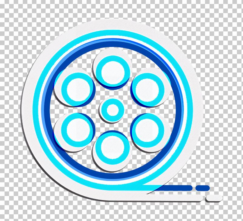 Camera Roll Icon Film Roll Icon Movie  Film Icon PNG, Clipart, Aqua, Camera Roll Icon, Circle, Film Roll Icon, Movie Film Icon Free PNG Download