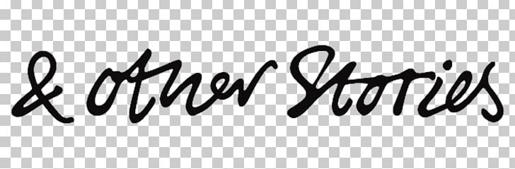 & Other Stories Logo Brand Fashion Oxford Street PNG, Clipart, Amp, Black, Black And White, Brand, Brand Management Free PNG Download