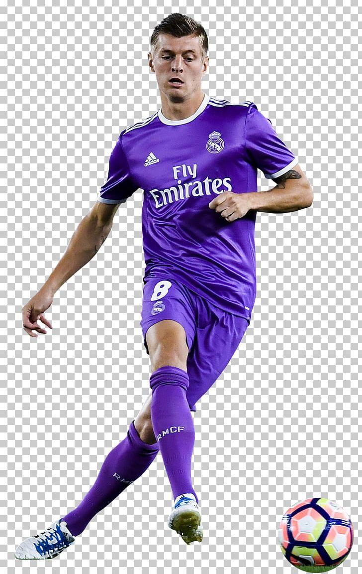 813cdd67aeb Toni Kroos Real Madrid C.F. Soccer Player 2016–17 La Liga Team Sport ...