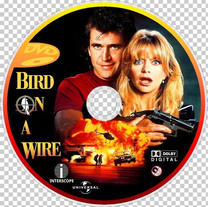 Mel Gibson Goldie Hawn Bird On A Wire Cactus Flower Film PNG