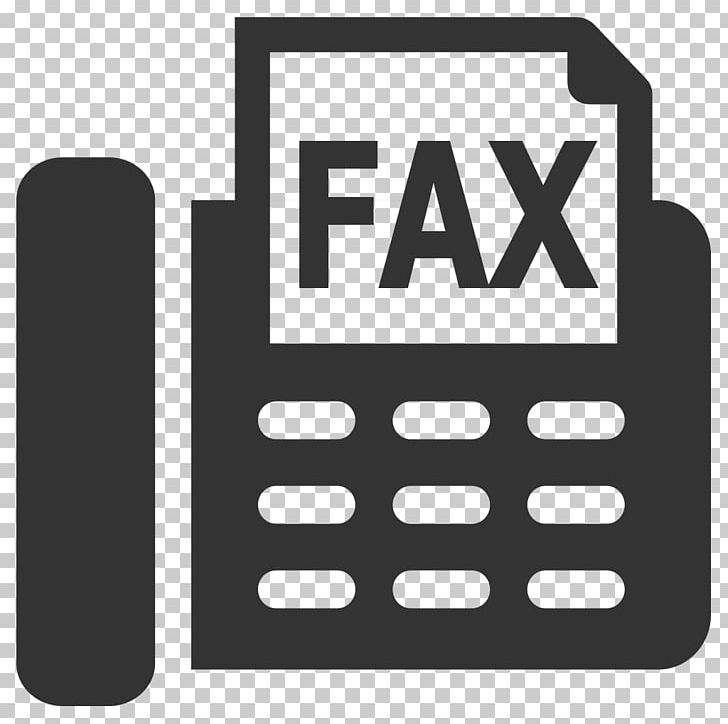 Internet Fax Computer Icons Scanner PNG, Clipart, Black ...