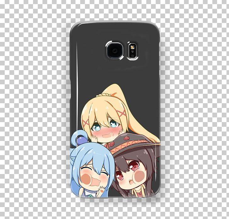 Konosuba Iphone 8 Desktop Iphone 6 Lock Screen Png Clipart