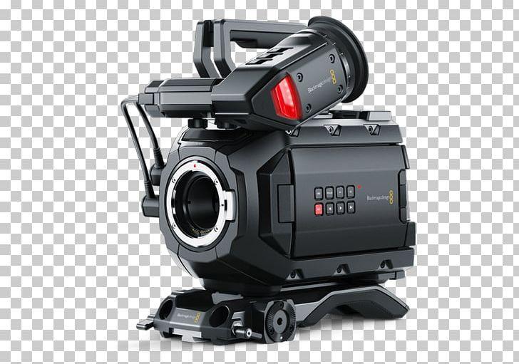 Blackmagic Ursa Mini 4 6k Canon Ef Lens Mount Blackmagic Ursa Mini 4k Blackmagic Design Png