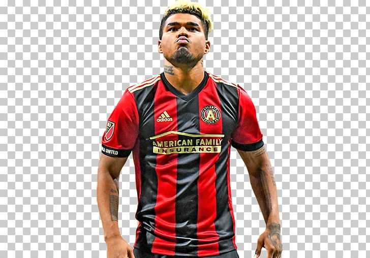 quality design 9fffd 04527 Josef Martínez FIFA 18 Atlanta United FC 2018 Major League ...