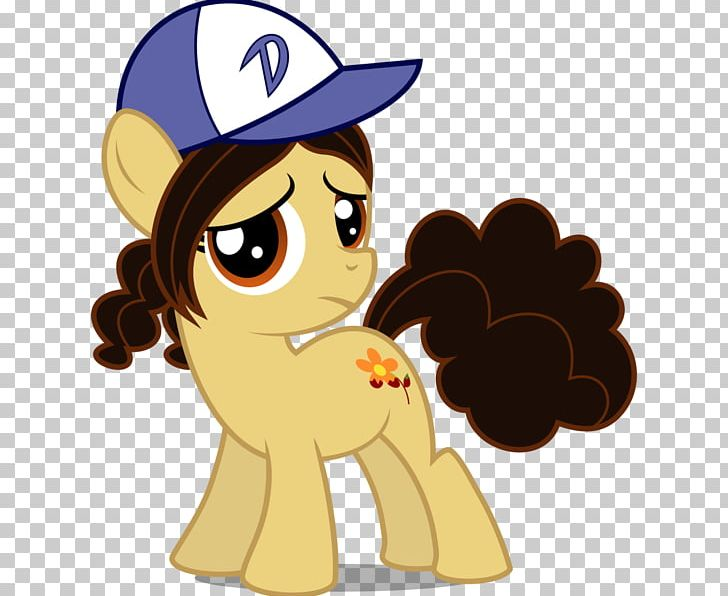 Pony The Walking Dead Season Two Clementine Png Clipart