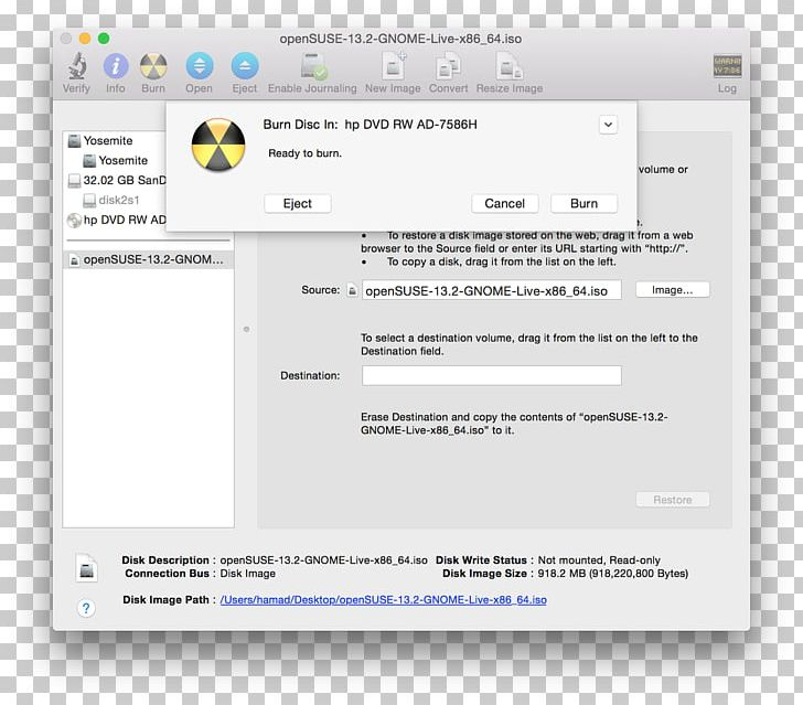 Computer Program Disk Utility MacOS Computer Utilities