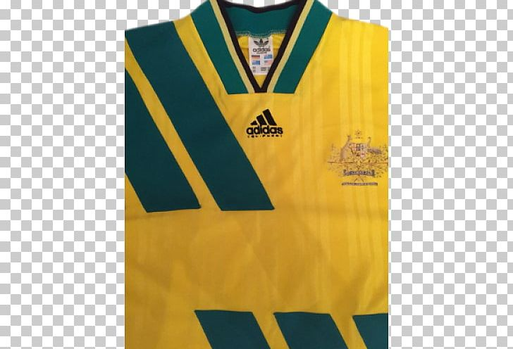 newest d302f 40bd9 Australia National Football Team T-shirt Jersey Kit PNG ...