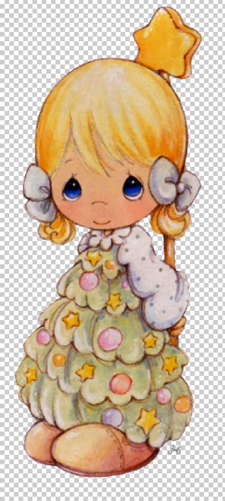 Precious Moments Christmas Precious Moments Png Clipart Art Child Christmas Christmas Card Christmas Tree Free Png