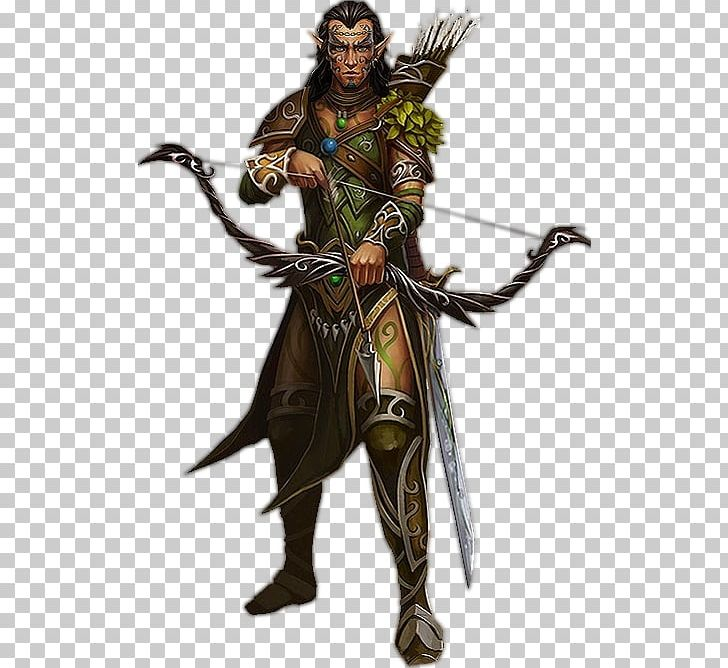 Dungeons & Dragons Pathfinder Roleplaying Game Wood Elves