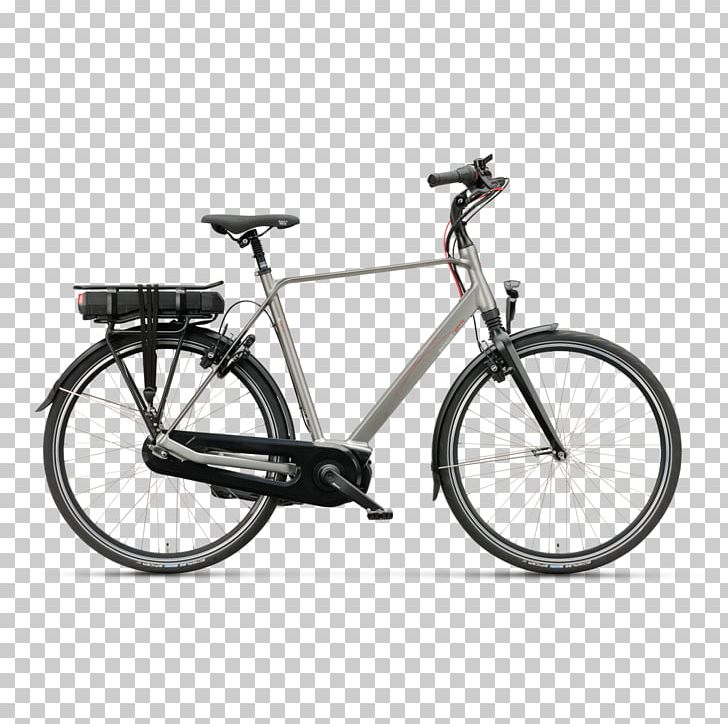 Ongekend Electric Bicycle Batavus City Bicycle Bicycle Shop PNG, Clipart NM-44