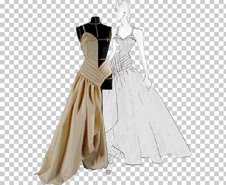 Fashion Designer Fashion Illustration Wedding Dress Drawing