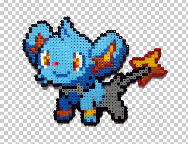 Pikachu Pokémon Bead Pixel Art Sprite Png Clipart Art