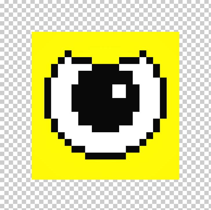 Pixel Art Smiley Png Clipart Angle Area Art Brand