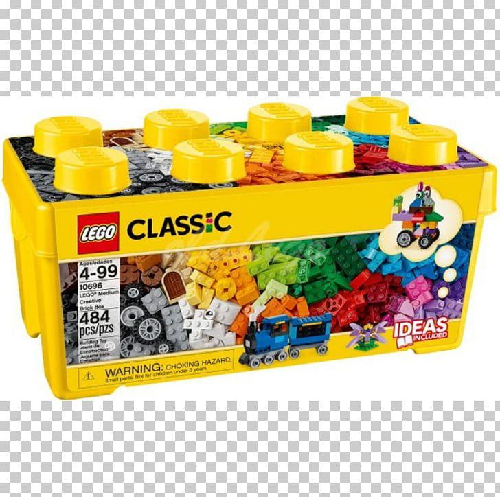 LEGO Classic Toy LEGO 10698 Classic Large Creative Brick Box
