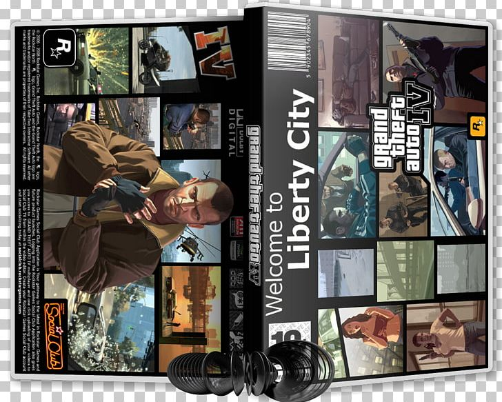 Grand Theft Auto IV Light Collage Grand Theft Auto: Episodes
