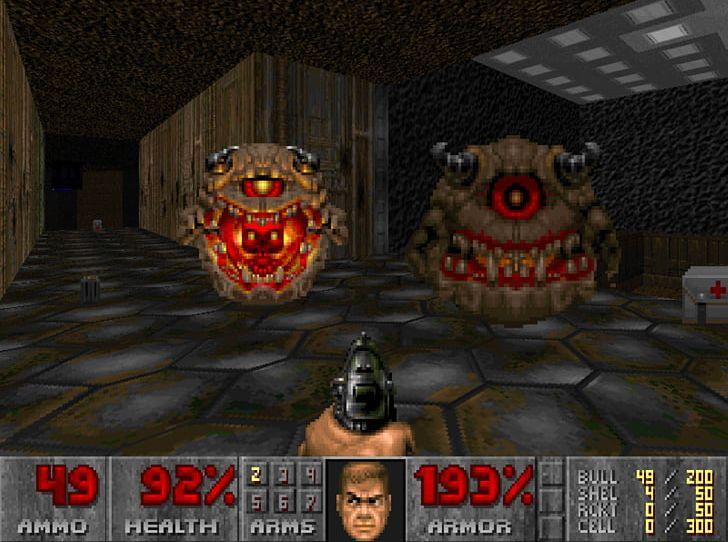 Doom II Doom 64 Doom RPG PNG, Clipart, Cacodemon, Computer