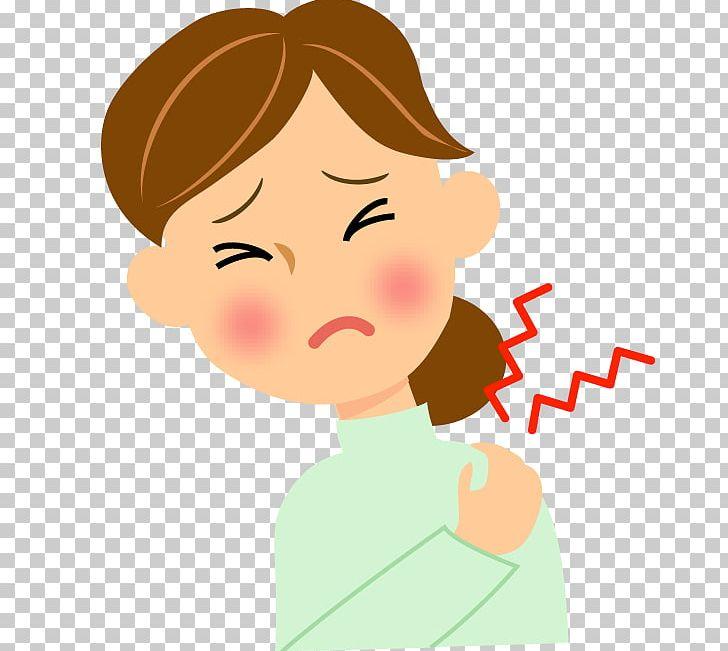 Neck Pain Nuchal Rigidity Adhesive Capsulitis Of Shoulder