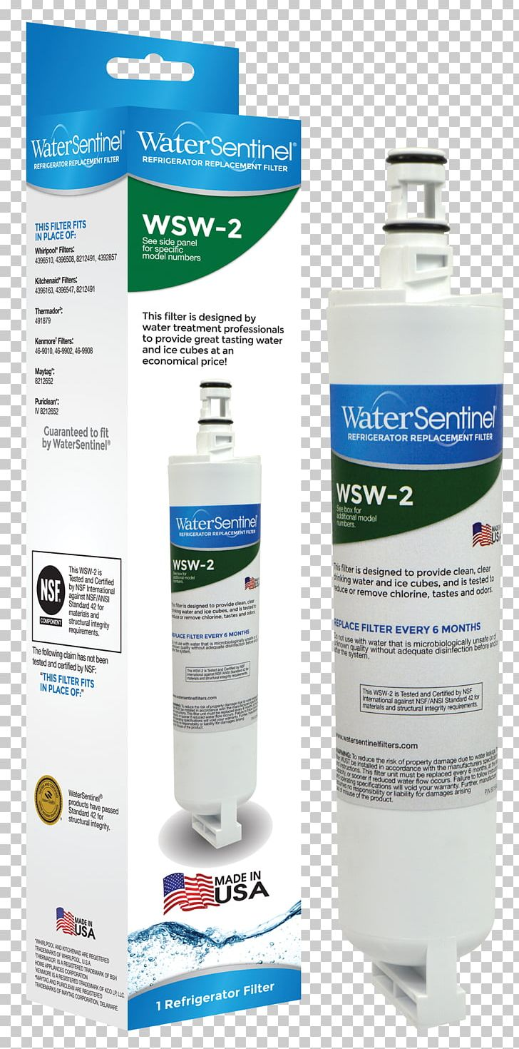 Water Sentinel WSG-1 (GE MWF / GWF Compatible) Water
