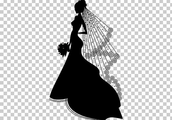 bridal shower clip art black and white