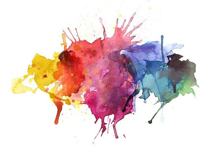 Watercolor Painting Illustration PNG, Clipart, Art, Brush, Color, Computer Wallpaper, Drawing Free PNG Download