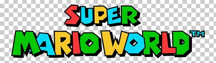 Super Mario World Mario Bros  Logo Font Video Games PNG