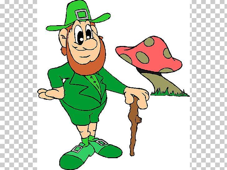 Ireland Leprechaun Saint Patricks Day PNG, Clipart, Art, Artwork, Clover, Drawing, Fictional Character Free PNG Download