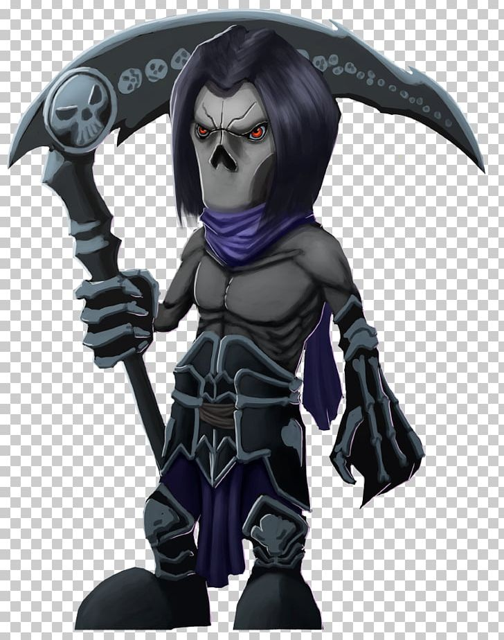 Darksiders III Video Game TimeShift PNG, Clipart, Action Figure