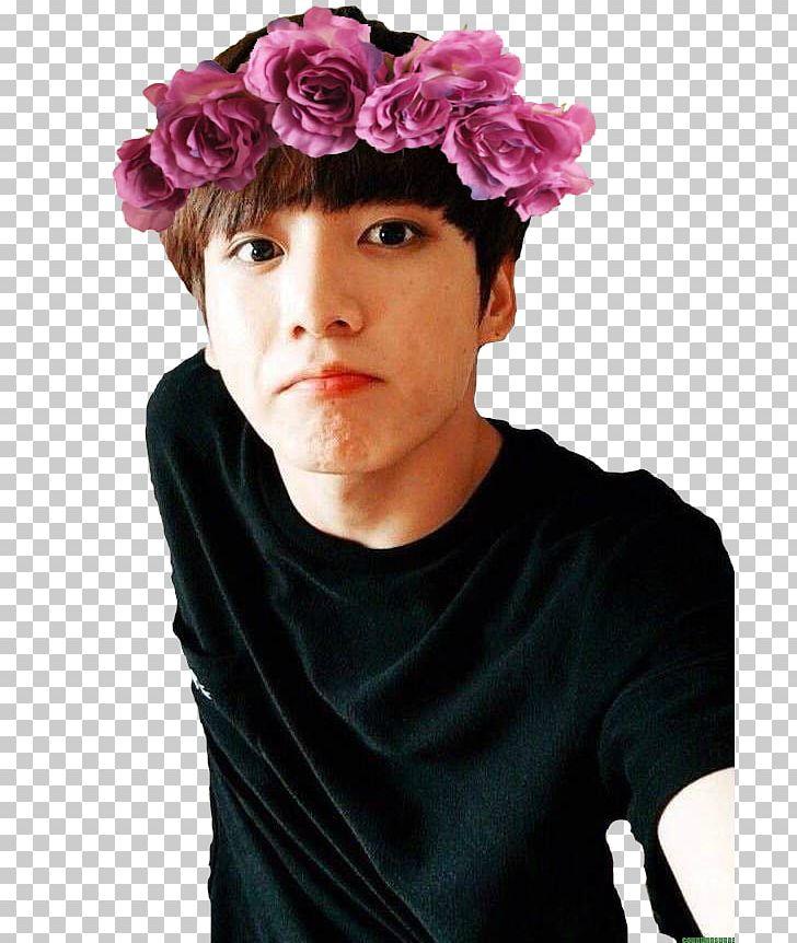 imgbin jungkook bts k pop desktop flower crown ud3bcSpsJJrkXWvuRs0fpyqce