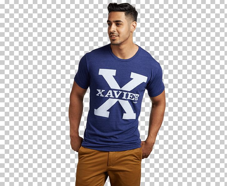 T-shirt Jersey Sleeve Clothing Fashion PNG, Clipart, Blue, Clothing, Clothing Accessories, Cobalt Blue, Denim Free PNG Download