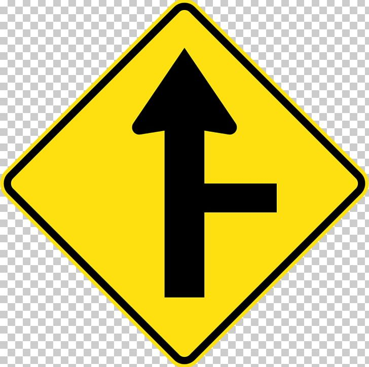 Traffic Sign Merge Stop Sign Lane PNG, Clipart, Angle, Area, Driving, Driving Test, Junction Free PNG Download