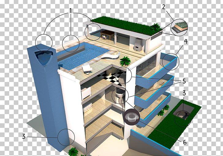 Building Water Tank Cistern Square Meter Advertising PNG