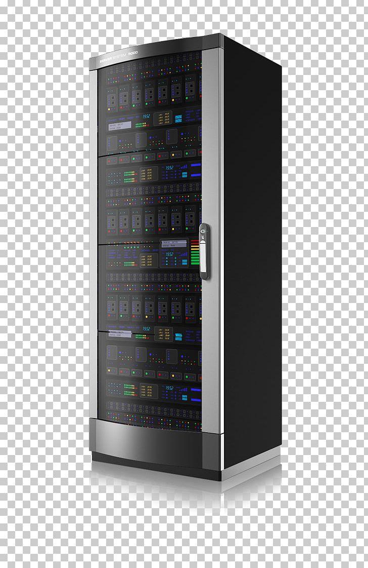 19-inch Rack Computer Servers Colocation Centre Data Center