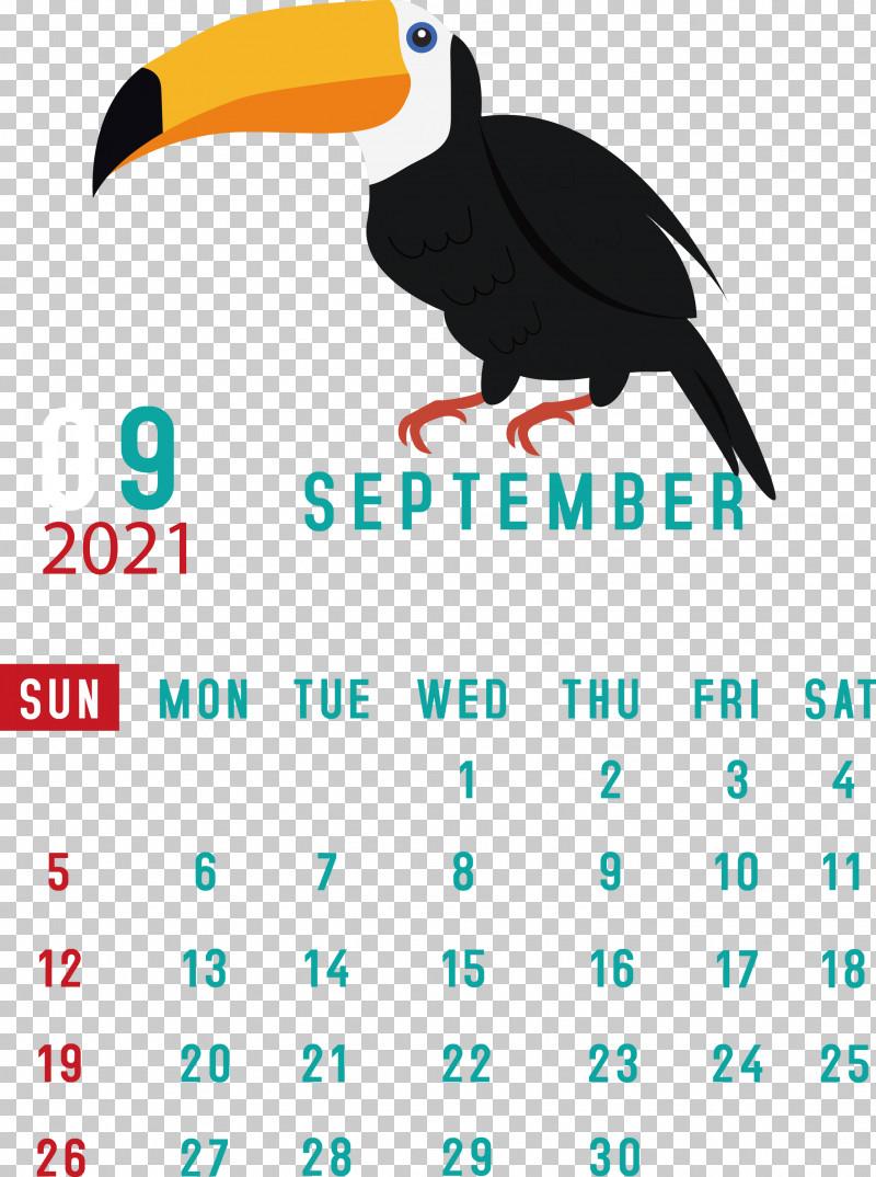 September 2021 Printable Calendar September 2021 Calendar PNG, Clipart, Beak, Biology, Birds, Geometry, Line Free PNG Download