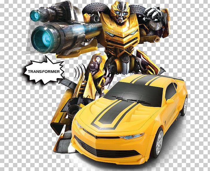 Bumblebee Pixel Art Car