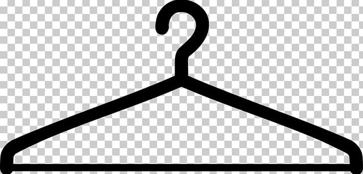 Clothes Hanger Computer Icons PNG, Clipart, Angle, Area, Armoires Wardrobes, Black And White, Closet Free PNG Download