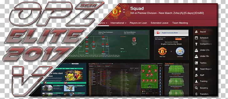 Football Manager 2017 Sports Interactive Computer Software 0