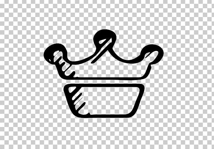 Crown Computer Icons Sketch PNG, Clipart, Area, Black And White, Computer Icons, Crown, Download Free PNG Download