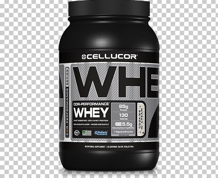 Ice Cream Cellucor Whey Protein Cookies And Cream Png Clipart Biscuits Bodybuilding Supplement Brand Cellucor Cookie