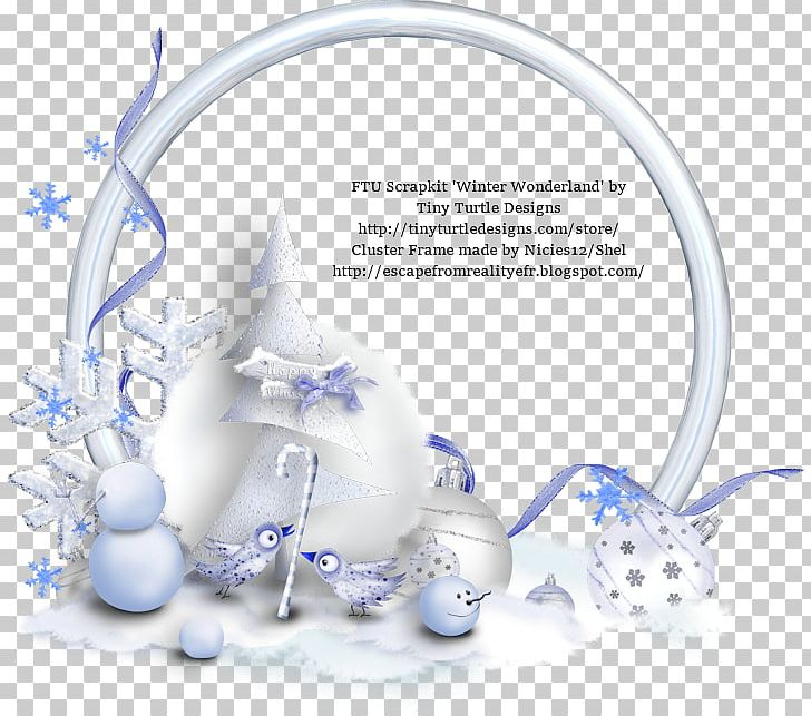 Frames Blue Winter PNG, Clipart, Blue, Christmas, Christmas Ornament, Color, New Year Free PNG Download