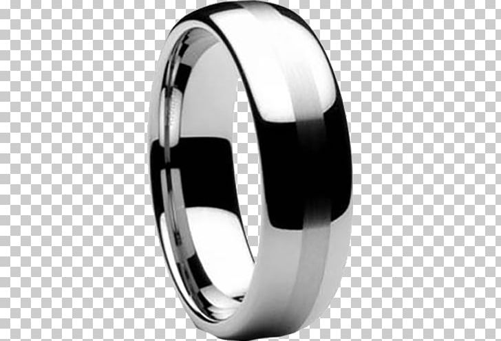 Tungsten Carbide Wedding Ring PNG, Clipart, Body Jewelry