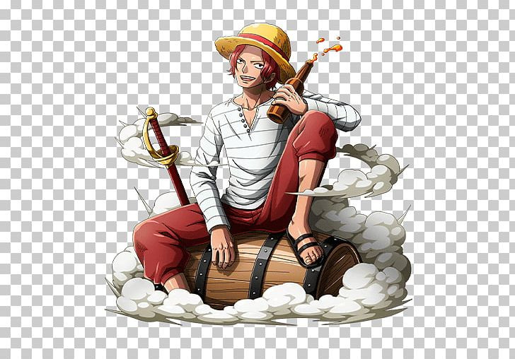 Shanks Monkey D. Luffy One Piece Treasure Cruise Yonko PNG, Clipart, Character, Cruise, Den Den Mushi, Fictional Character, Figurine Free PNG Download