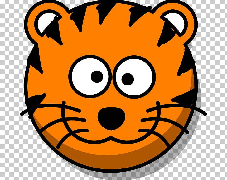 White Tiger Face PNG, Clipart, Cartoon Tigers, Cuteness ...